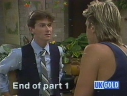 Danny Ramsay, Shane Ramsay in Neighbours Episode 0193