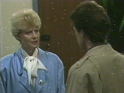 Rosemary Daniels, Paul Robinson in Neighbours Episode 0194