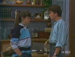 Nikki Dennison, Danny Ramsay in Neighbours Episode 0195