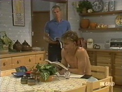 Jim Robinson, Scott Robinson in Neighbours Episode 0196