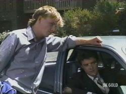 Scott Robinson, Paul Robinson in Neighbours Episode 0196