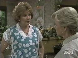 Madge Mitchell, Helen Daniels in Neighbours Episode 0197