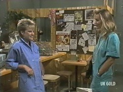 Daphne Lawrence, Beth Travers in Neighbours Episode 0197