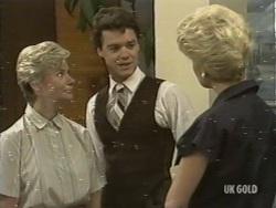 Helen Daniels, Paul Robinson, Rosemary Daniels in Neighbours Episode 0197