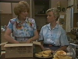 Madge Mitchell, Helen Daniels in Neighbours Episode 0199