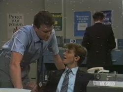 Des Clarke, Danny Ramsay in Neighbours Episode 0199