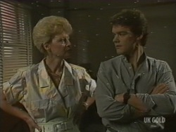 Rosemary Daniels, Paul Robinson in Neighbours Episode 0199