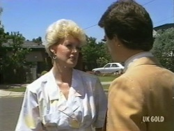 Rosemary Daniels, Paul Robinson in Neighbours Episode 0202