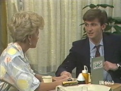 Rosemary Daniels, Danny Ramsay in Neighbours Episode 0202