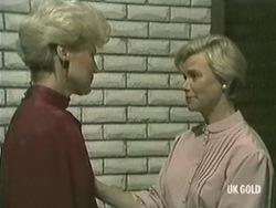 Rosemary Daniels, Helen Daniels in Neighbours Episode 0203