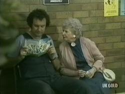 Max Ramsay, Elsie in Neighbours Episode 0203