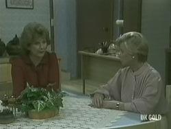 Madge Bishop, Helen Daniels in Neighbours Episode 0203
