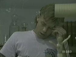 Scott Robinson in Neighbours Episode 0203