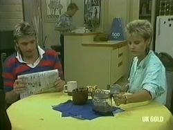 Shane Ramsay, Daphne Clarke in Neighbours Episode 0204