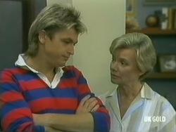 Shane Ramsay, Helen Daniels in Neighbours Episode 0204