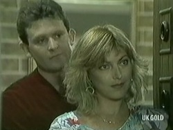 Des Clarke, Andrea Townsend in Neighbours Episode 0206