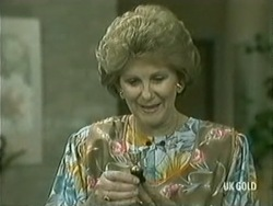 Madge Mitchell in Neighbours Episode 0206