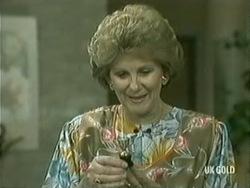 Madge Bishop in Neighbours Episode 0206