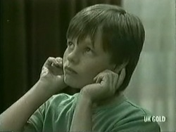 Bradley Townsend in Neighbours Episode 0206