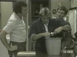 Max Ramsay, Shane Ramsay, Danny Ramsay in Neighbours Episode 0207