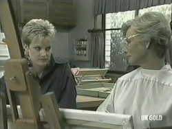 Daphne Clarke, Helen Daniels in Neighbours Episode 0207