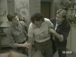 Danny Ramsay, Max Ramsay, Shane Ramsay in Neighbours Episode 0207