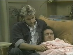 Shane Ramsay, Max Ramsay in Neighbours Episode 0207