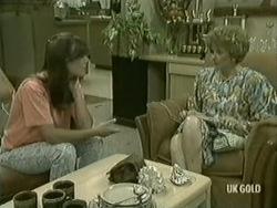 Zoe Davis, Madge Bishop in Neighbours Episode 0208
