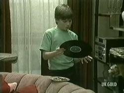 Bradley Townsend in Neighbours Episode 0208