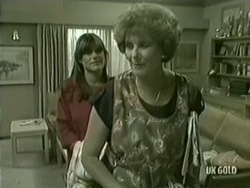 Zoe Davis, Madge Bishop in Neighbours Episode 0209