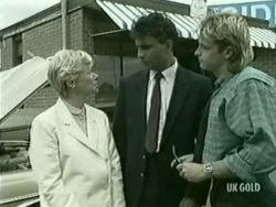 Helen Daniels, Mr Walters, Shane Ramsay in Neighbours Episode 0209