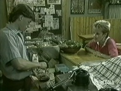 Mike Young, Daphne Lawrence in Neighbours Episode 0210
