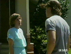 Barbara Young, Mike Young in Neighbours Episode 0235