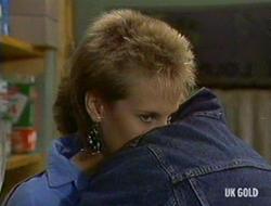 Daphne Clarke, Shane Ramsay in Neighbours Episode 0235