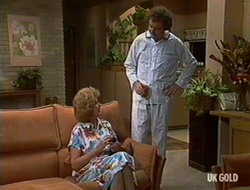 Madge Bishop, Max Ramsay in Neighbours Episode 0235