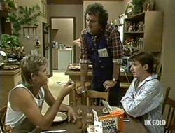 Shane Ramsay, Max Ramsay, Danny Ramsay in Neighbours Episode 0236