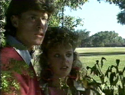 Mike Young, Charlene Mitchell in Neighbours Episode 0236