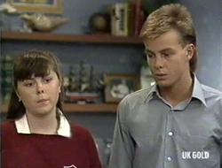 Nikki Dennison, Scott Robinson in Neighbours Episode 0236