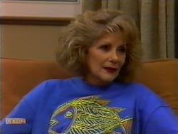 Madge Bishop in Neighbours Episode 0941