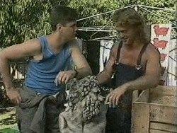 Joe Mangel, Henry Ramsay in Neighbours Episode 0942
