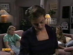 Henry Ramsay, Gail Robinson, Bronwyn Davies in Neighbours Episode 0944