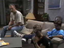 Jim Robinson, Nick Page, Todd Landers in Neighbours Episode 0944