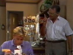 Scott Robinson, Harold Bishop in Neighbours Episode 0945