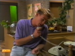 Scott Robinson in Neighbours Episode 0945