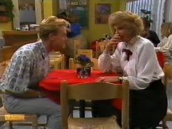 Scott Robinson, Madge Bishop in Neighbours Episode 0946