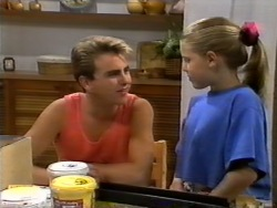 Nick Page, Katie Landers in Neighbours Episode 0948
