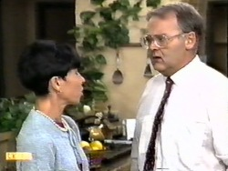 Hilary Robinson, Harold Bishop in Neighbours Episode 0948