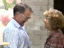 Harold Bishop, Madge Bishop in Neighbours Episode 0948