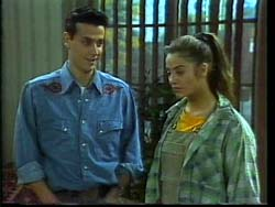 Marco Alessi, Beth Brennan in Neighbours Episode 1778