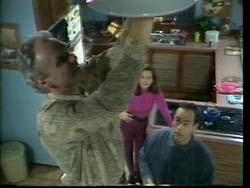 Jim Robinson, Julie Robinson, Philip Martin in Neighbours Episode 1778